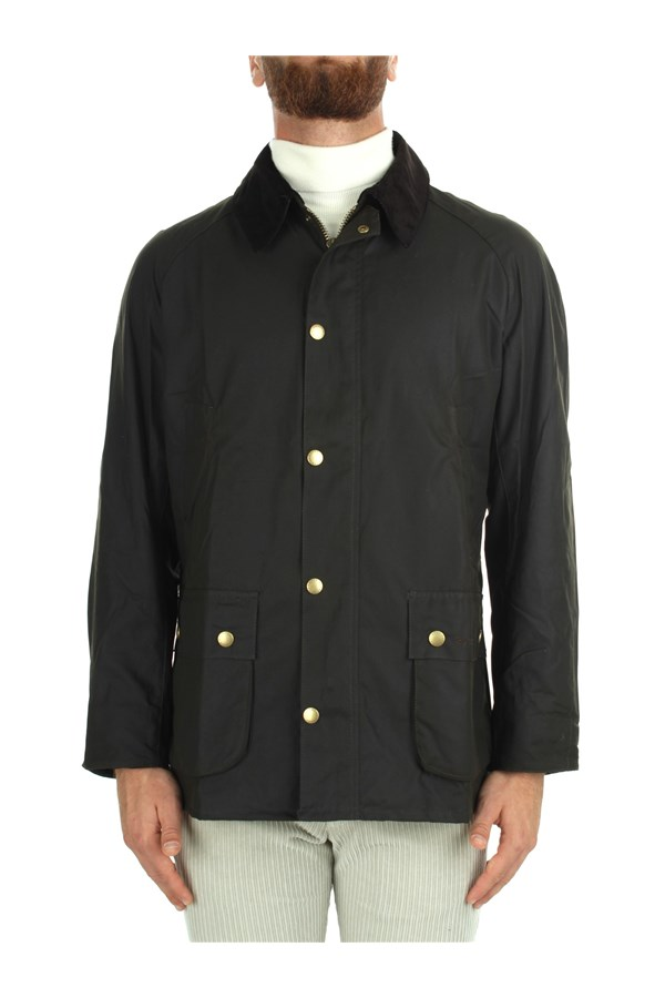 Barbour Jackets And Jackets Green
