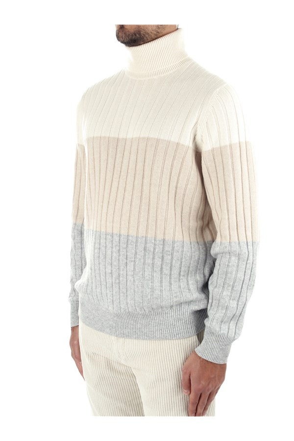 Brunello Cucinelli Sweaters Grey