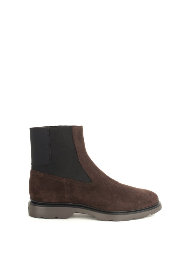 Hogan boots Brown