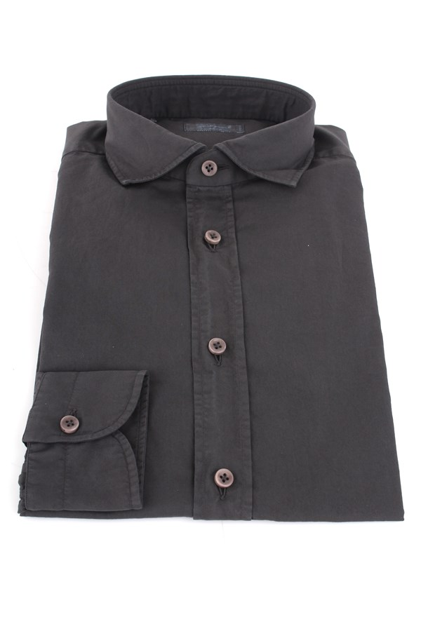 Camiceria Giampaolo Shirts Grey