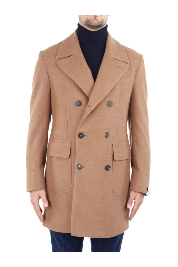 Corneliani Outerwear Brown