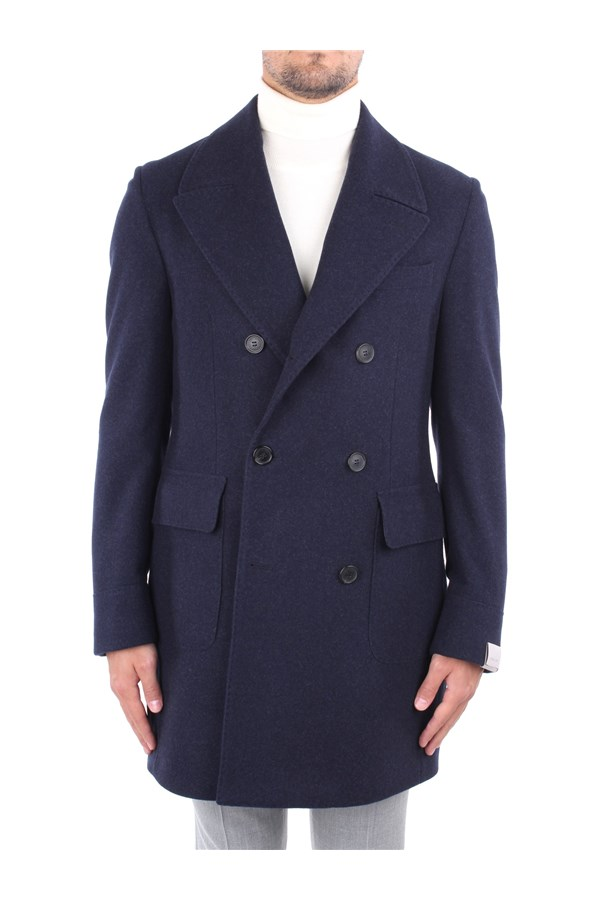Corneliani Outerwear Blue