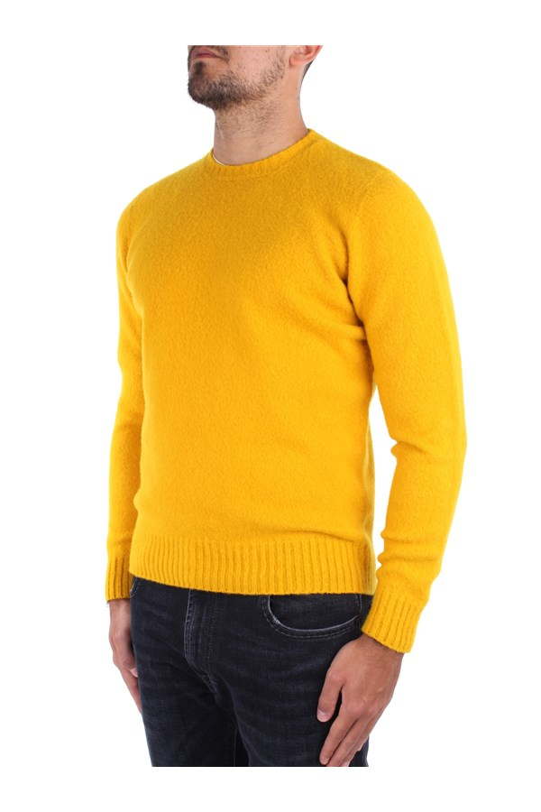 Drumohr Sweaters Yellow