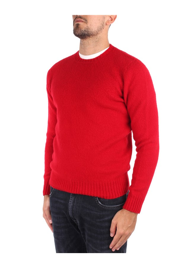 Drumohr Sweaters Red