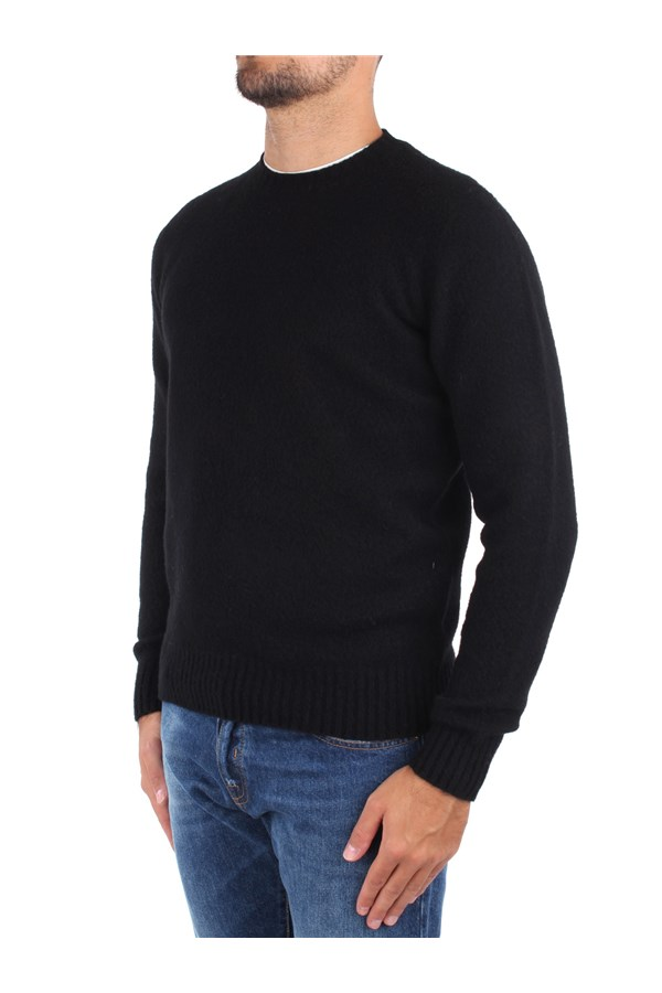 Drumohr Sweaters Black
