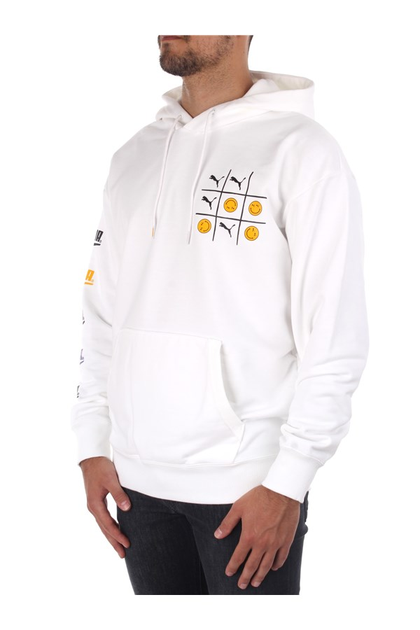 Puma Sweatshirts White