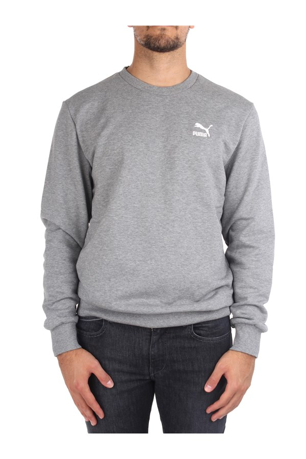 Puma Sweatshirts Grey