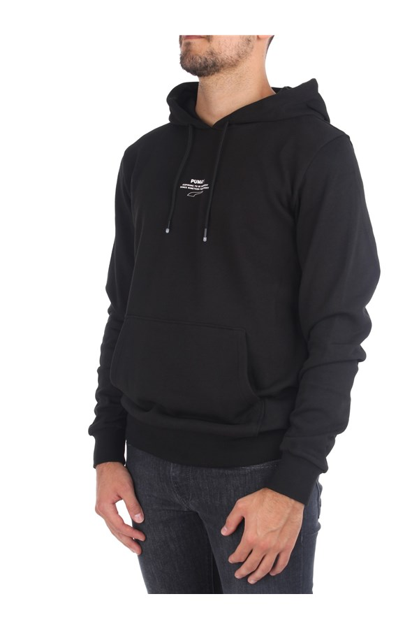 Puma Sweatshirts Black