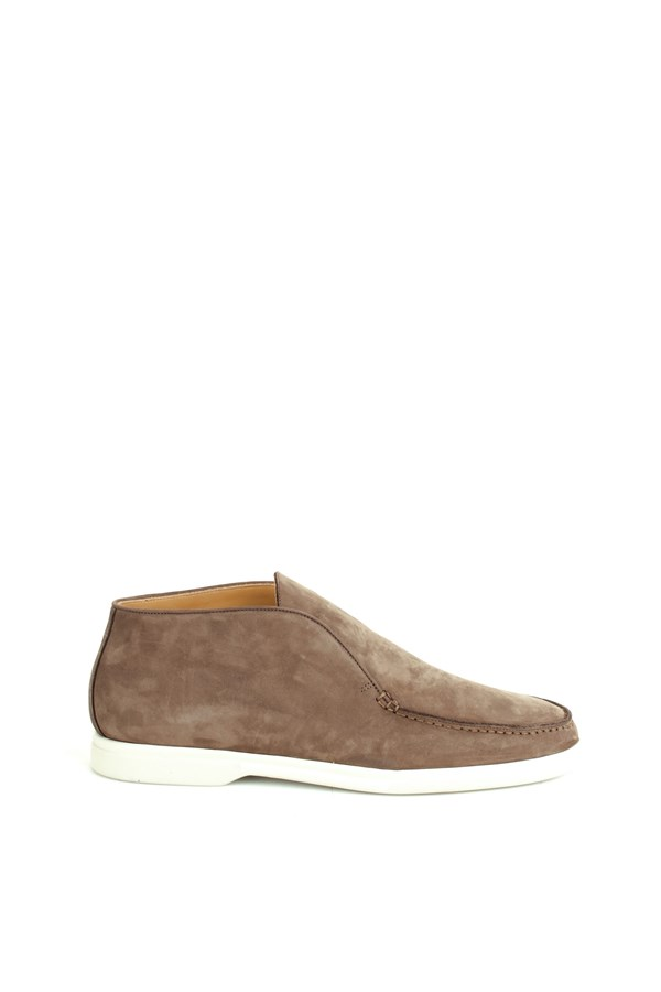 Enrico Mandelli Ankle Brown