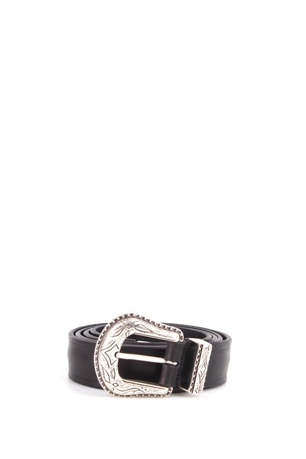 Gavazzeni Belts Black