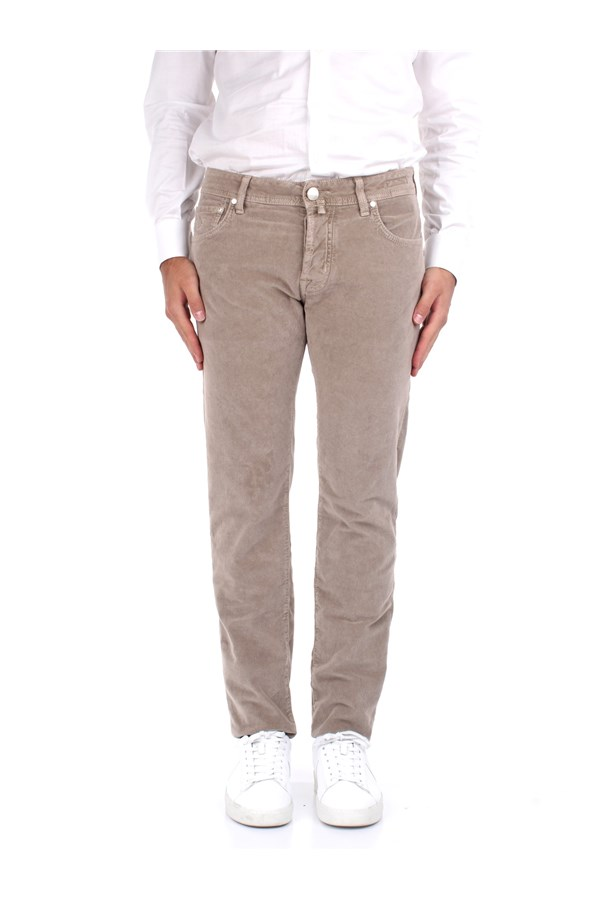 Jacob Cohen Five pockets Beige