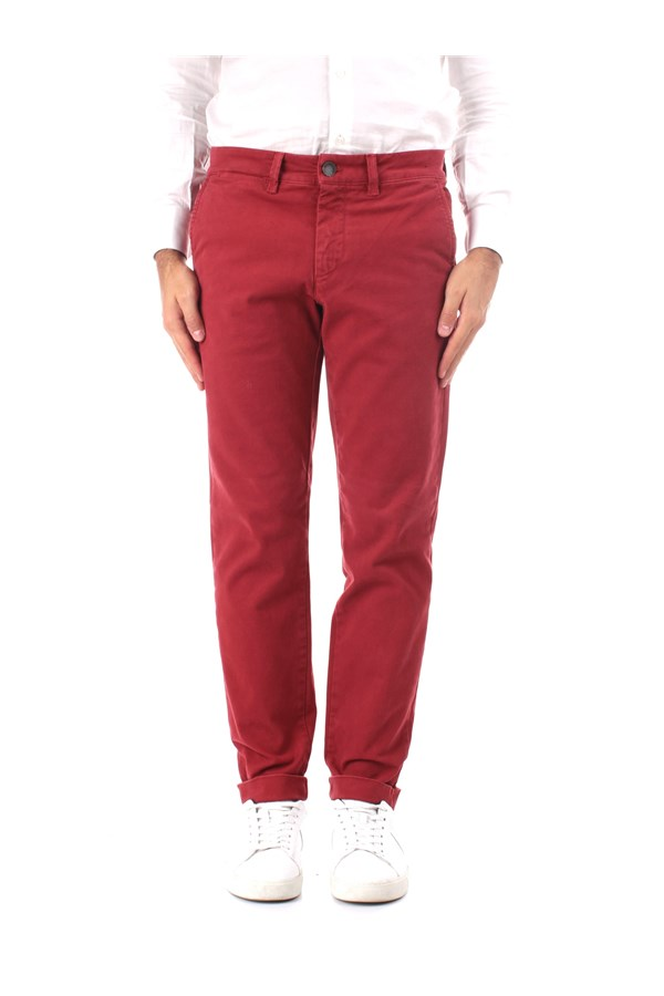 Jeckerson Chino P00UPA046T012214 Red