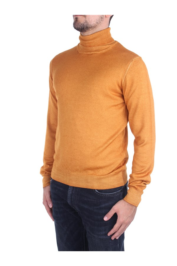La Fileria Sweaters Orange