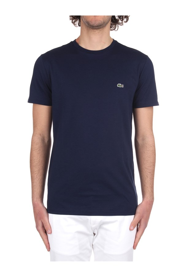 Lacoste T-shirt Short sleeve Man TH6709 0