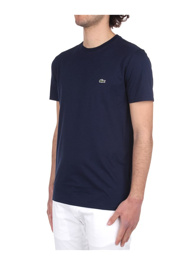 Lacoste T-shirt Short sleeve Man TH6709 1