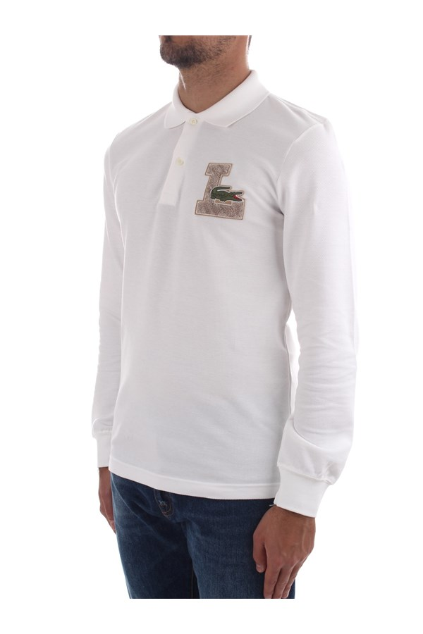 Lacoste  Long sleeves White