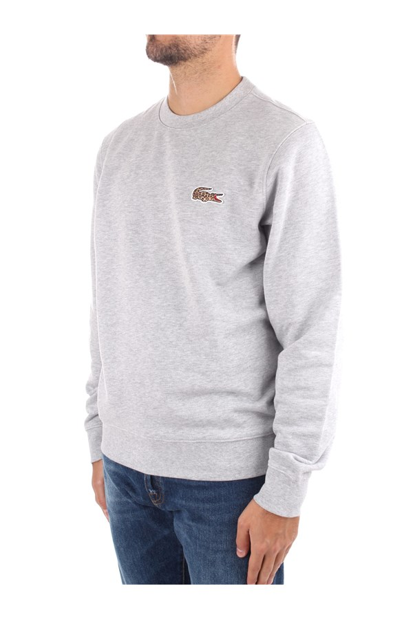 Lacoste Sweatshirts Grey