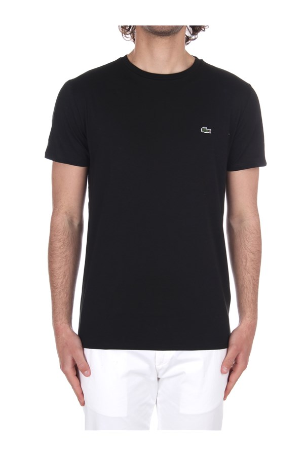 Lacoste Short sleeve TH6709 Black