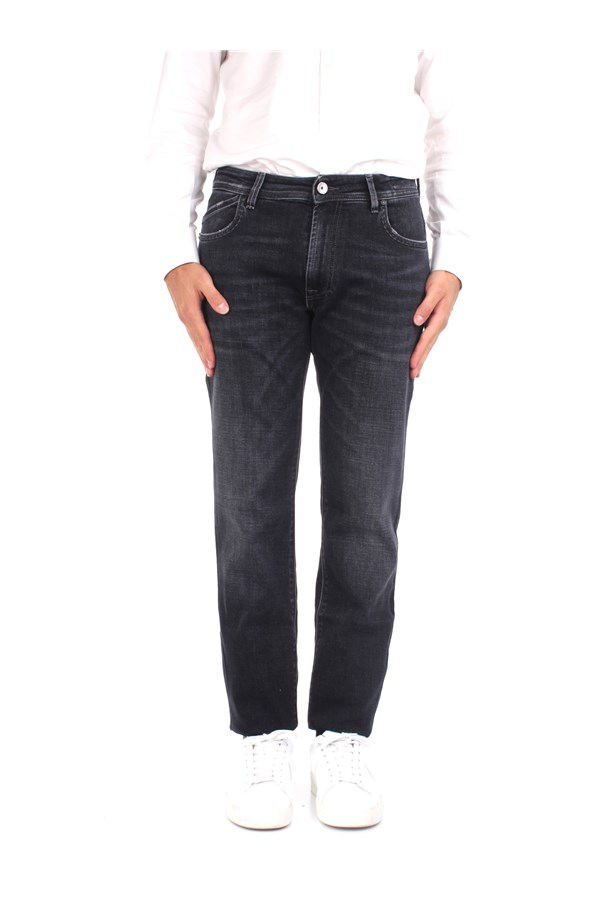 Re-hash  Jeans Man P400272313937 BLACK 0