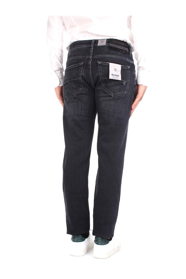 Re-hash  Jeans Man P400272313937 BLACK 5