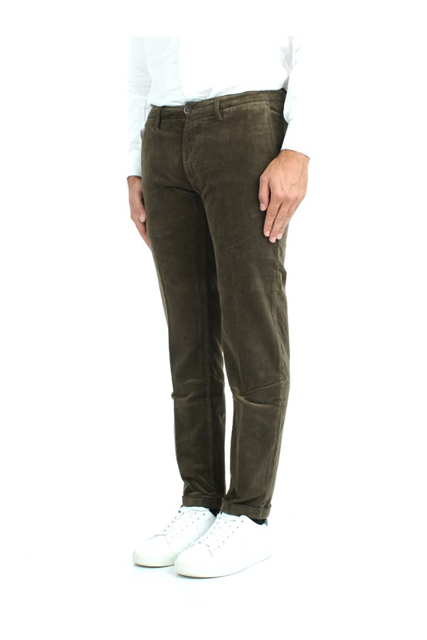 Re-hash Trousers Green