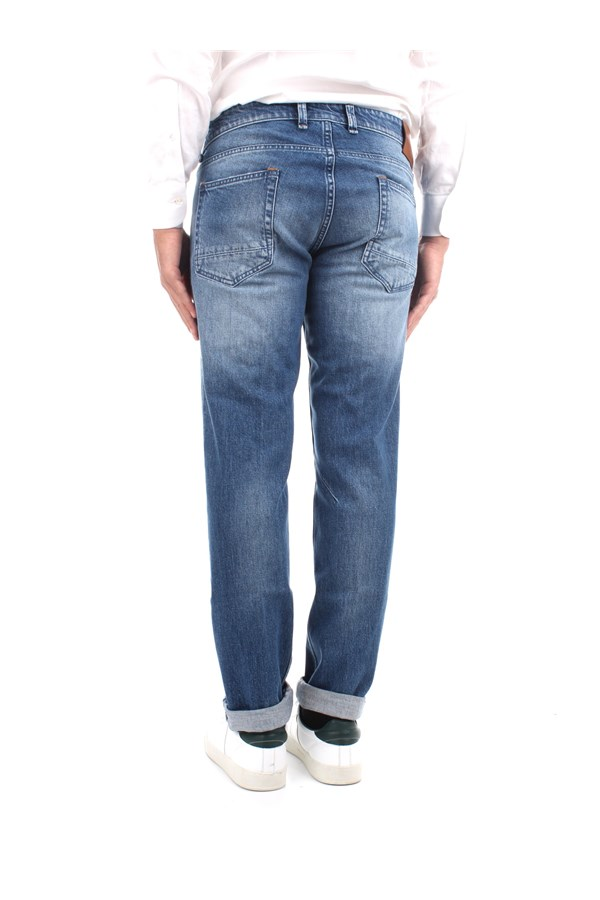 C+plus Jeans Slim Man PJ21265812687 BLUE 4