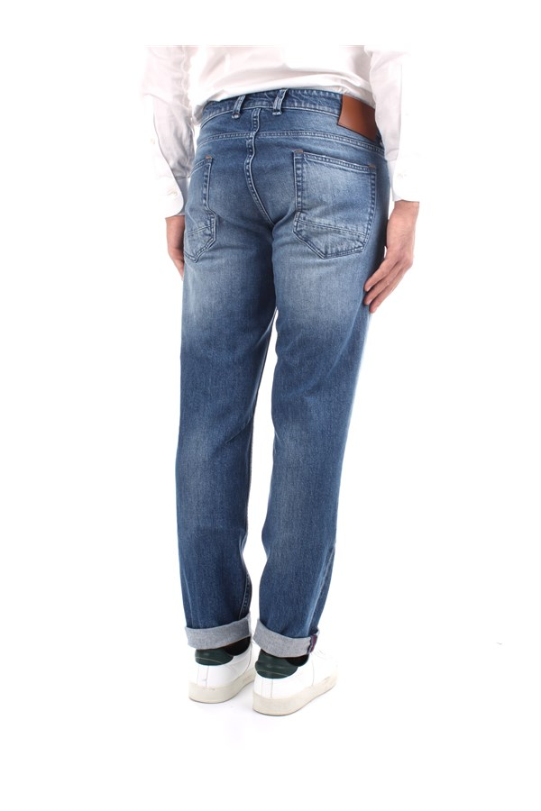 C+plus Jeans Slim Man PJ21265812687 BLUE 5