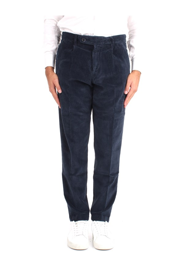 C+plus Trousers Blue