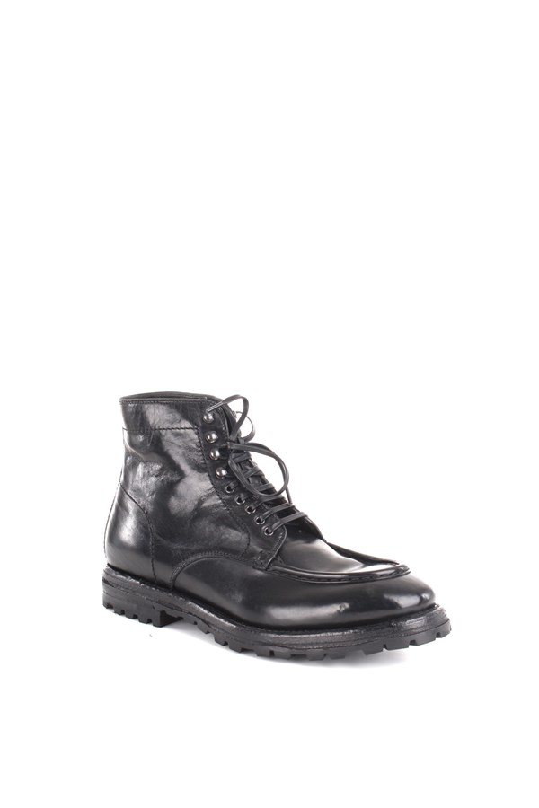 Officine Creative boots Black