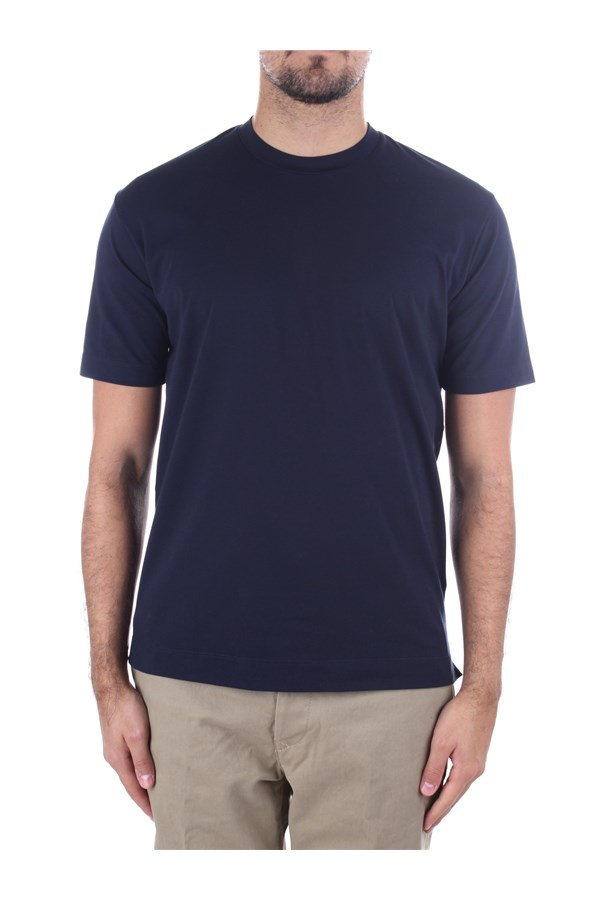 Mazzarelli Short sleeve Blue