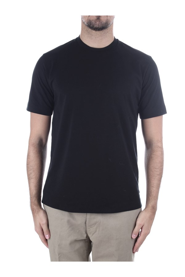 Mazzarelli Short sleeve Black