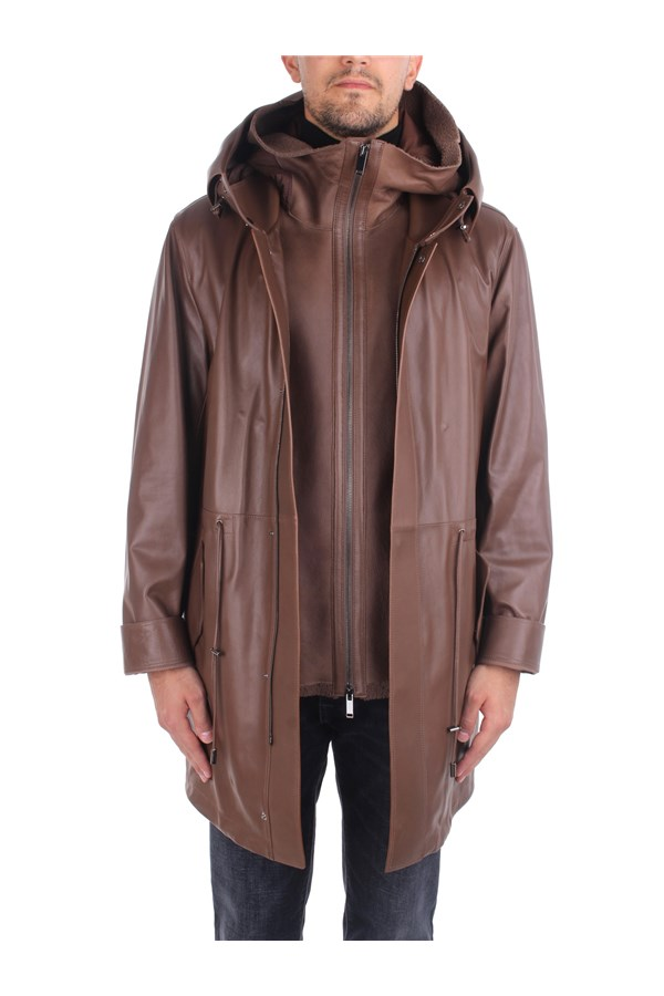 Desa Jackets And Jackets Brown