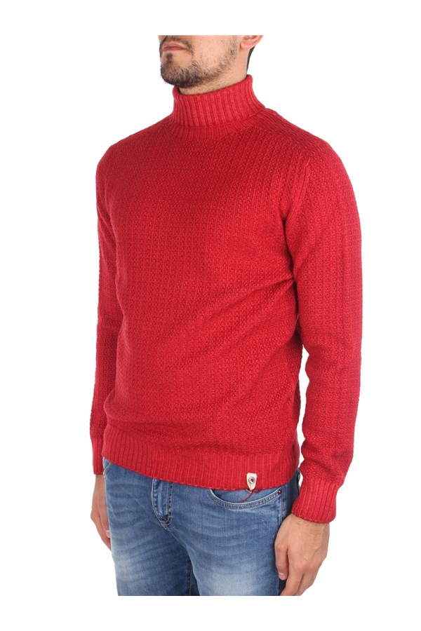H953 Sweaters Red