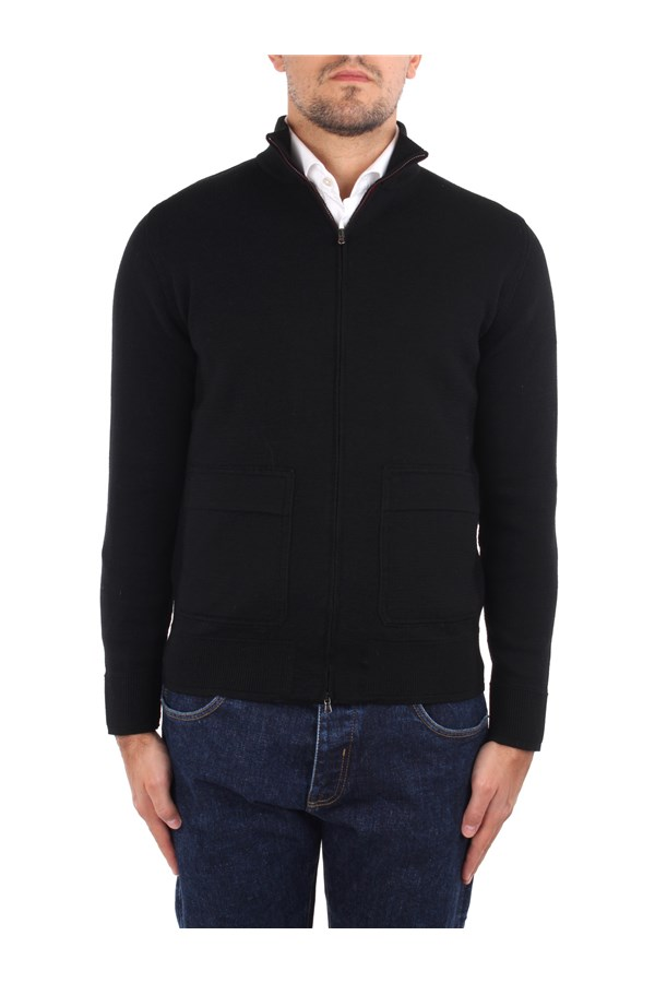 H953 Sweaters HS2970 Black