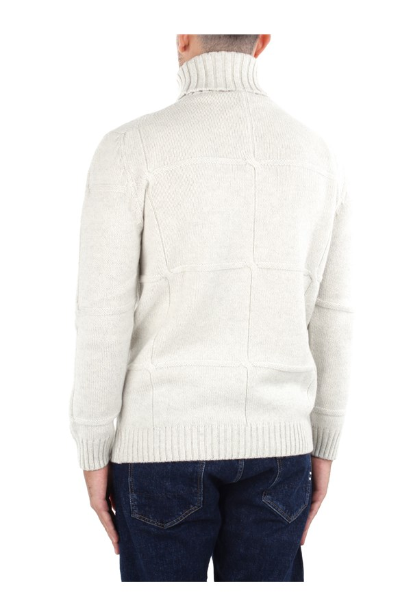 H953 Knitwear High Neck  Man HS2989 4