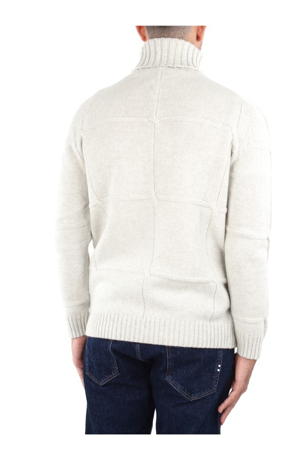 H953 Knitwear High Neck  Man HS2989 5