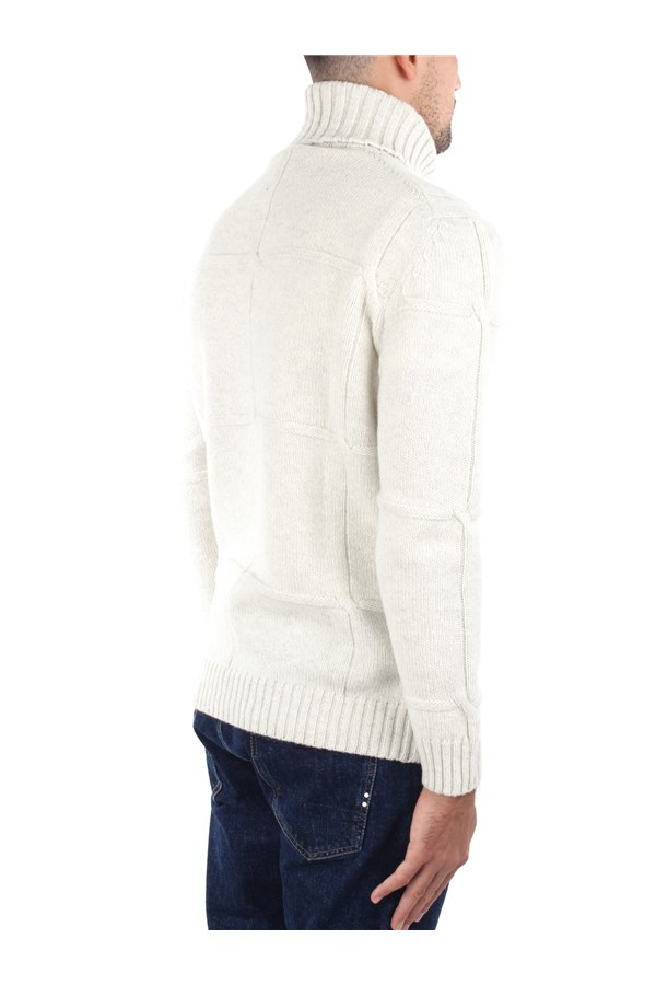 H953 Knitwear High Neck  Man HS2989 6