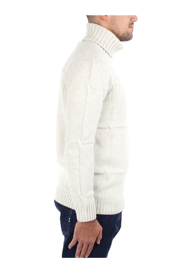 H953 Knitwear High Neck  Man HS2989 7