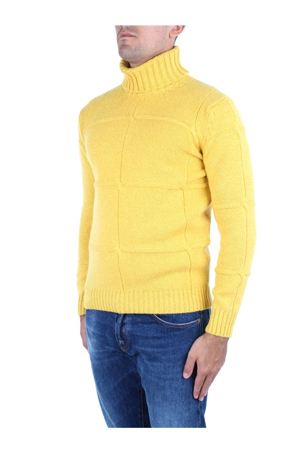 H953 High Neck  Yellow