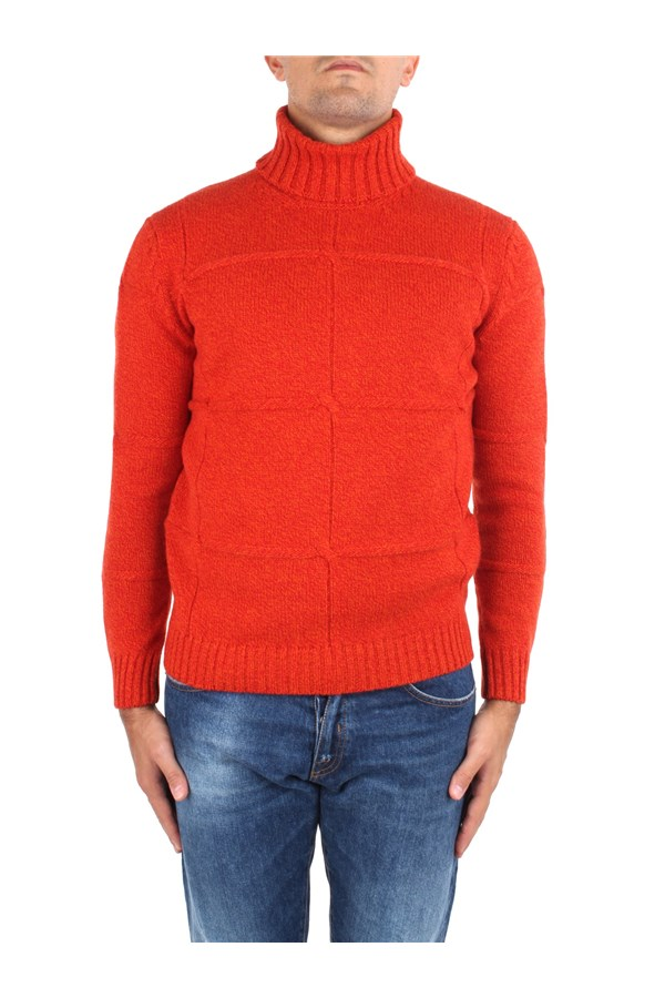 H953 High Neck  HS2989 Orange