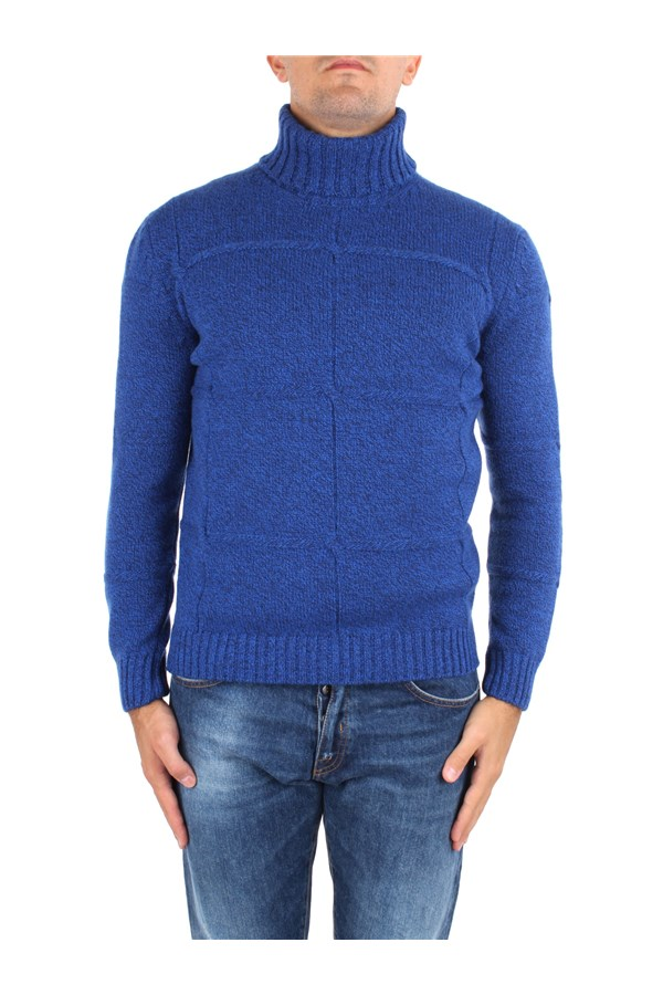 H953 High Neck  HS2989 Blue