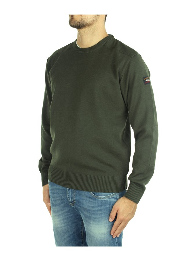 Paul & Shark Sweaters Green