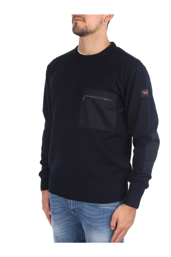 Paul & Shark Sweaters Blue