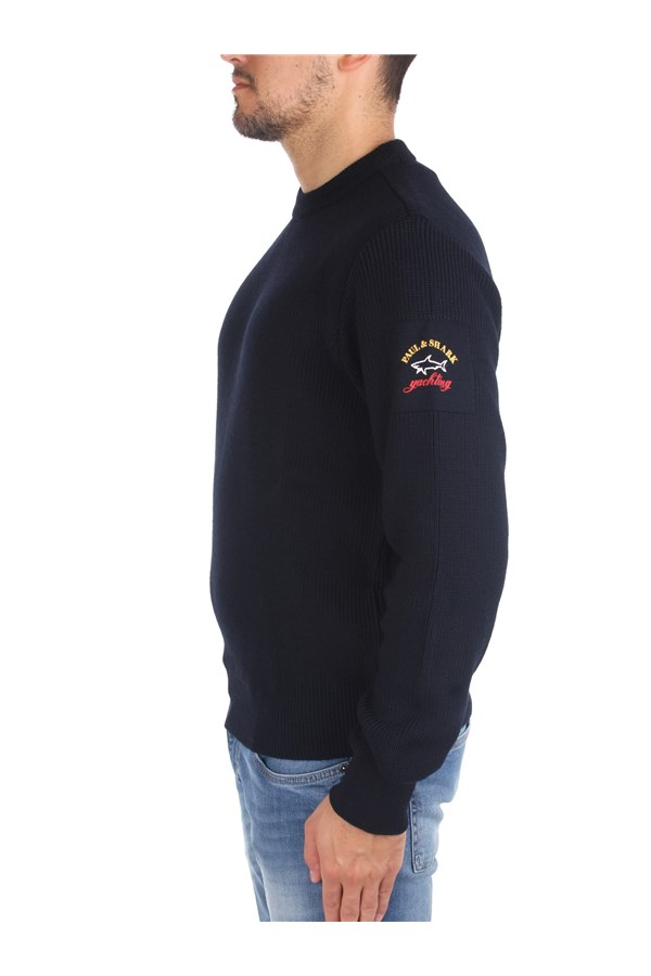 Paul & Shark Knitwear Sweaters Man I20P1046 50 2