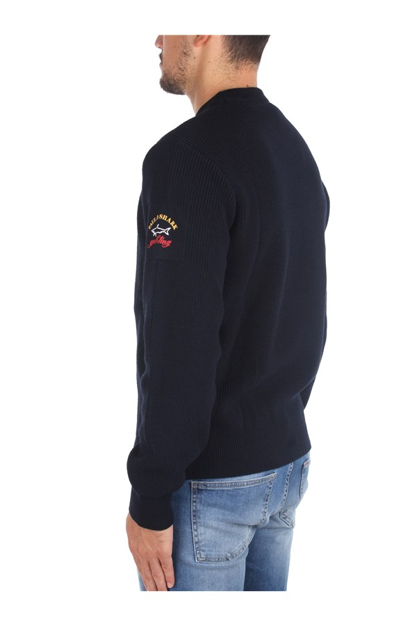 Paul & Shark Knitwear Sweaters Man I20P1046 50 3