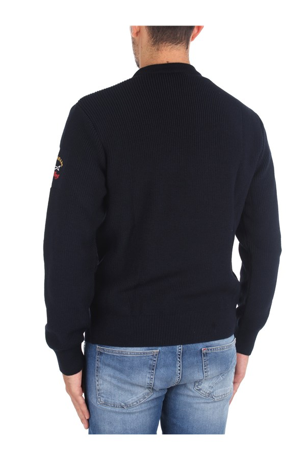 Paul & Shark Knitwear Sweaters Man I20P1046 50 4
