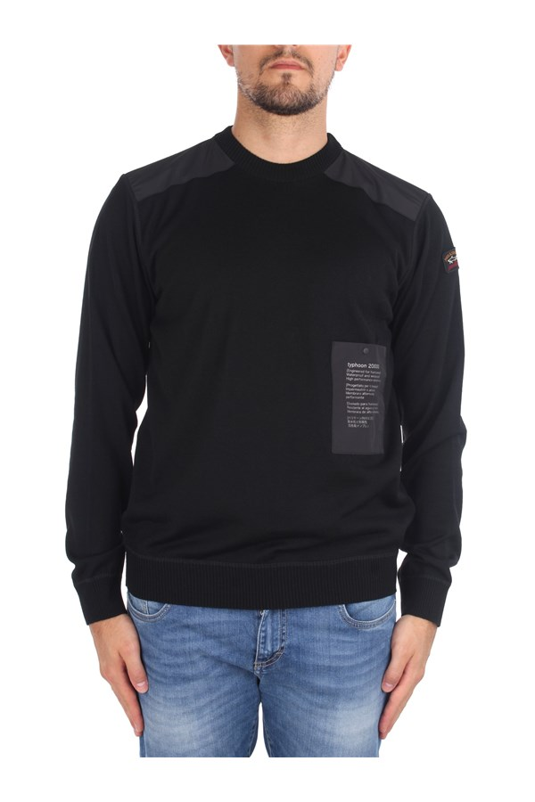 Paul & Shark Sweaters Black