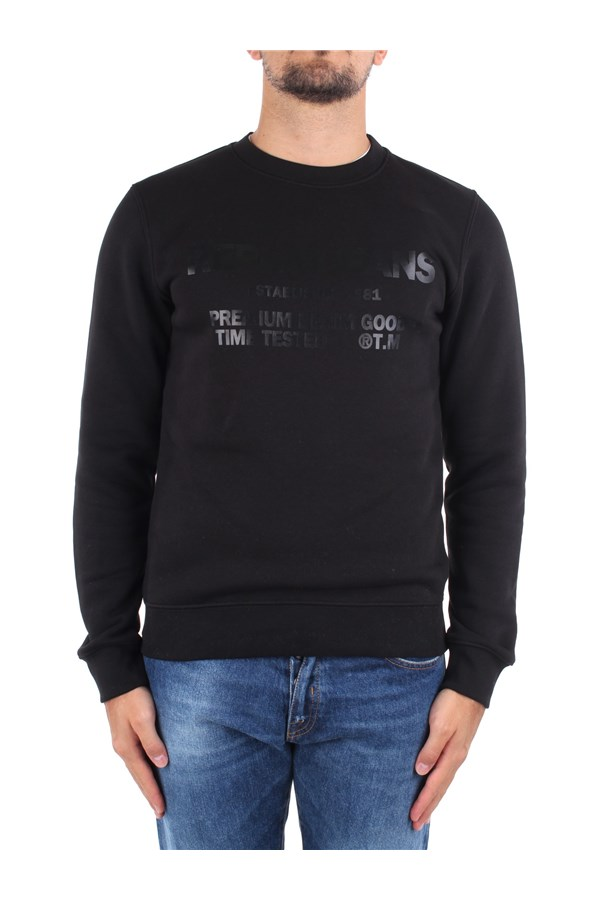 Replay Sweatshirts M3245 000 22706 Black