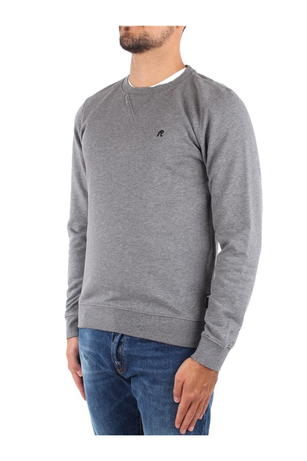 Replay Sweatshirts Grey