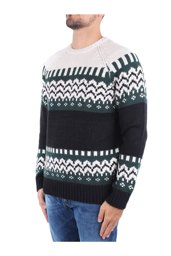 Replay Sweaters Multicolor